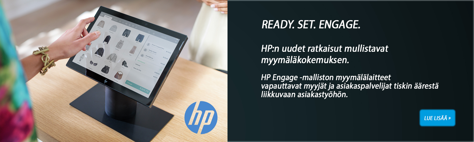 Uusi HP Engage